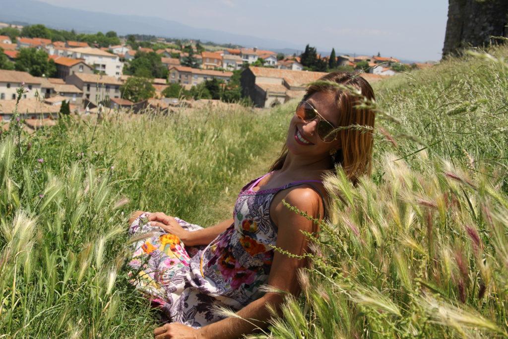 Carcassonne Catalina Franco