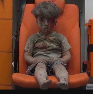Omran, guerra Siria